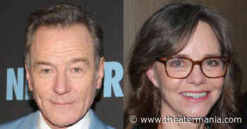 Bryan Cranston and Sally Field to Star in Streamed Reading of Love Letters - TheaterMania.com