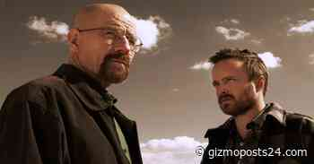 """Breaking Bad actors Bryan Cranston and Aaron Paul would reprise their roles """"in a heartbeat"""" o ... - Gizmo Posts 24"""