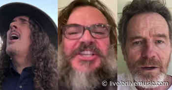 """Jack Black, Bryan Cranston, More Share Rendition Of Weird Al Yankovic's """"Eat It"""" [Watch] - Live for Live Music"""