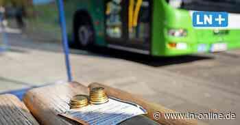 Fahrscheine gibts ab Montag im Bus wieder vorne – und es wird mehr kontrolliert