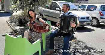 Un concert pour les résidents de Stêr-Glas, à Hennebont - Le Télégramme