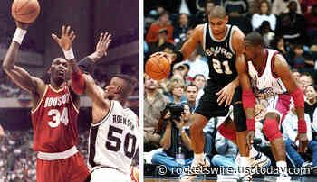 Mario Elie says Hakeem Olajuwon was more skilled than Tim Duncan - Rockets Wire