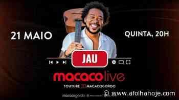 Live: Jau Em Casa AO VIVO Hoje (21) – Assista Aqui! - A Folha Hoje