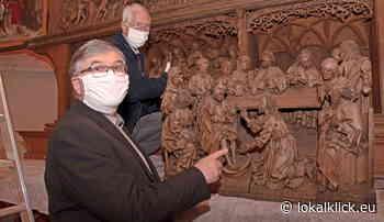 Historische Altarteile aus Kalkar werden in Köln ausgestellt - Lokalklick.eu - Online-Zeitung Rhein-Ruhr