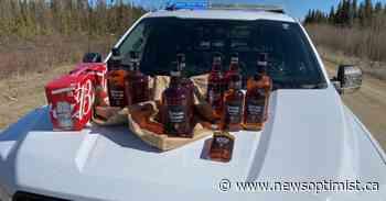 Deschambault RCMP lay charges for bootlegging - The Battlefords News-Optimist
