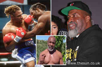 Mike Tyson comeback opponent Shannon Briggs was hardest Lennox Lewis ever faced and was in Logan Paul's c - The Sun