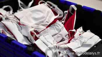 Isbergues : la distribution des masques s'organise - L'Écho de la Lys