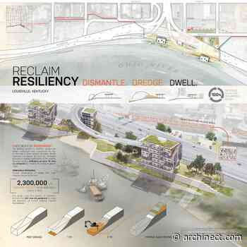 Sustainable student design projects distinguished with AIA/ACSA COTE Top Ten for Students - Archinect