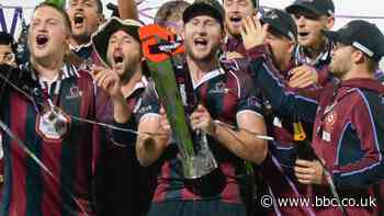 Northants plan T20 Blast cricket in front of reduced crowds of 1,500