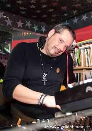 Vatertag Zum Herrentag legt DJ Olly P. auf - Volksstimme