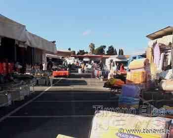Portoferraio, riapertura mercato settimanale - giovedì 21 maggio 2020 - Tirreno Elba News - Tirreno Elba News