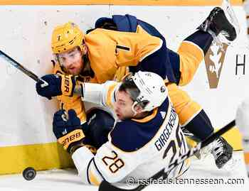 Predators player rep Yannick Weber busy with 'questions that are tough to answer' in NHL pause