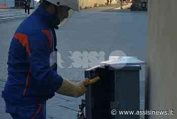 Cassetta elettrica stradale da rinnovare, temporanei disagi lunedì a Bastia Umbra - Assisi News