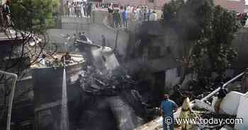 No survivors as plane carrying 107 people crashes in Pakistan