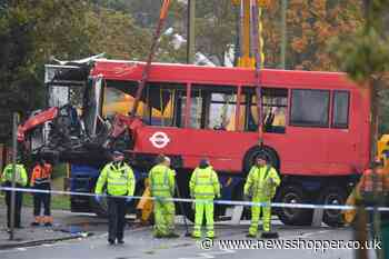 Man charged with death of bus driver following Orpington crash