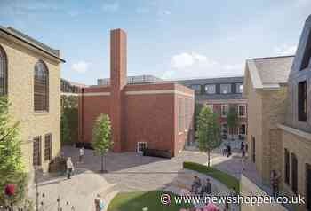 Plans revealed for Bromley's Old Town Hall