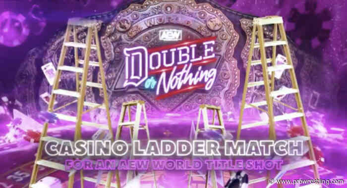 Rey Fenix Pulled From AEW Double Or Nothing Ladder Match, Replacement Set