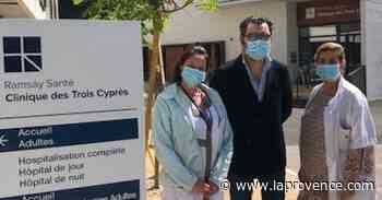 La Penne-sur-Huveaune : la clinique des Trois Cyprès face à la crise du Covid-19 - La Provence
