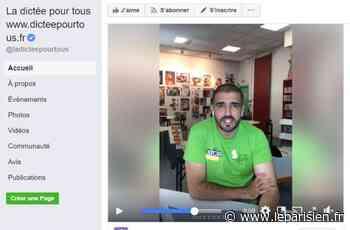 À Argenteuil, la Dictée pour tous se poursuit… en ligne - Le Parisien