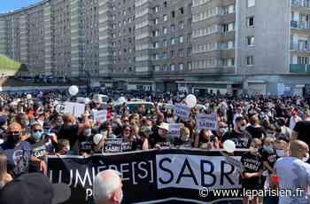 Argenteuil : ils étaient des milliers à rendre hommage à Sabri, mort à motocross - Le Parisien