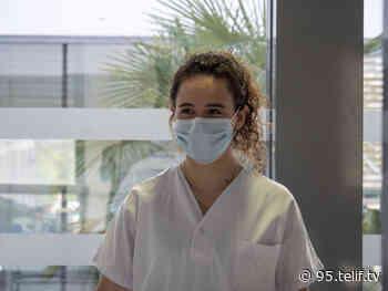 ▶️ Les étudiants infirmiers d'Argenteuil mobilisés contre le Covid-19 - VOnews95