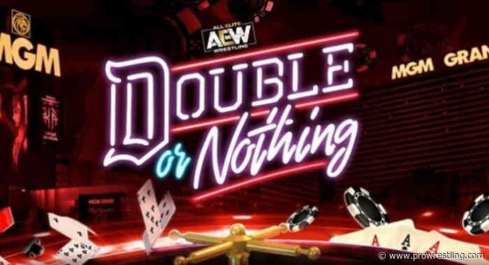 AEW Double Or Nothing: Updated Match Card, How To Watch, Live Coverage Info & More