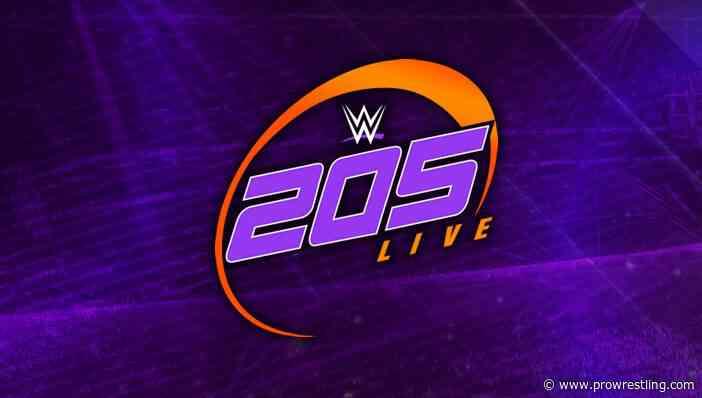 WWE 205 Live Quick Results & Videos (5/22): Isaiah Swerve Scott vs Tyler Breeze