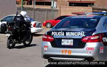 Policía de Guaymas muere por impacto de bala en el pecho - El Sol de Hermosillo