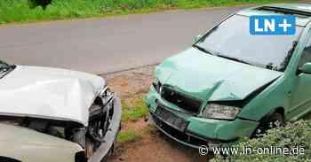 Lübeck: Unfall am mobilen Blitzer – Auto verliert Kontrolle