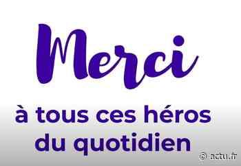 """Une vidéo de remerciement aux """"héros du quotidien"""" de Gisors (Eure) - Normandie Actu"""