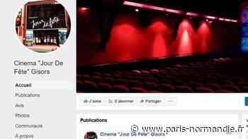 La Ville de Gisors alerte sur une arnaque d'une fausse page Facebook dédiée au cinéma - Paris-Normandie