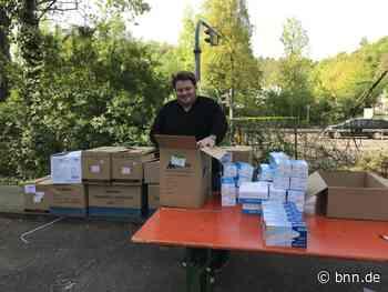 Baden-Baden lockert Corona-Einschränkungen – schon 260.000 Masken verteilt - BNN - Badische Neueste Nachrichten