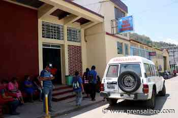 Coronavirus: enfermera se contagia de covid-19 en San Pedro Necta y la trasladan al hospital de Xela - Prensa Libre