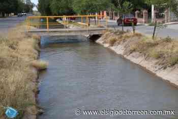 Piden no ingresar a nadar a canales de San Pedro - El Siglo de Torreón