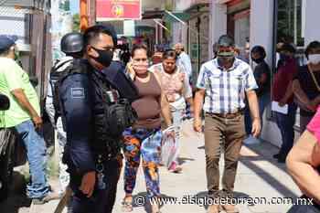Repuntan contagios en San Pedro - El Siglo de Torreón