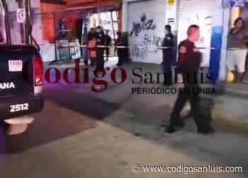 (VIDEO) A quemarropa, asesinan a joven en Av San Pedro; hieren a dos más - Código San Luis