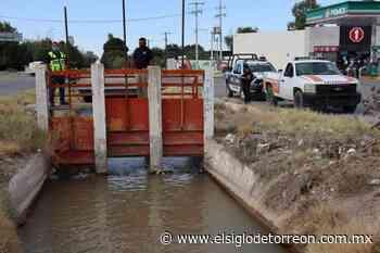 Realiza Protección Civil de San Pedro operativo en canales de riego - El Siglo de Torreón