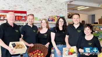 Medebach: Mutter und Sohn halten Lebensmittelmarkt am Leben - Westfalenpost