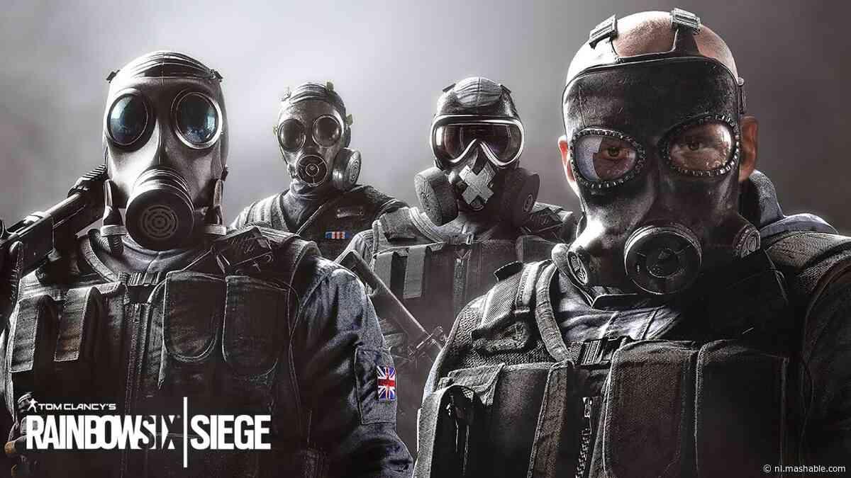 Ubisoft wint rechtszaak schaamteloze kopie Tom Clancy's Rainbow Six: Siege - Mashable NL