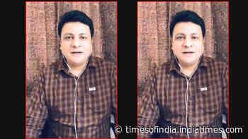 Corruption case: AICC secretary Sudhir Sharma questions Himachal govt