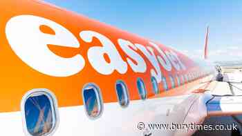 Here's where easyJet will fly to when flights resume from June 15