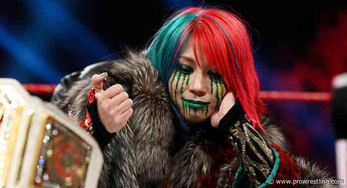 Asuka To Defend Raw Women's Title At WWE Backlash, Updated Card