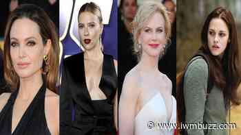 Angelina Jolie, Scarlett Johansson, Nicole Kidman, Kristen Stewart: 5 Hollywood moments that show passionate love - IWMBuzz