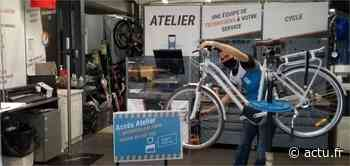 """Aurillac. Une reprise sur """"les chapeaux de roues"""" pour Décathlon - actu.fr"""