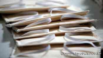 Linselles : les masques seront distribués, ce samedi, par bureau électoral - La Voix du Nord