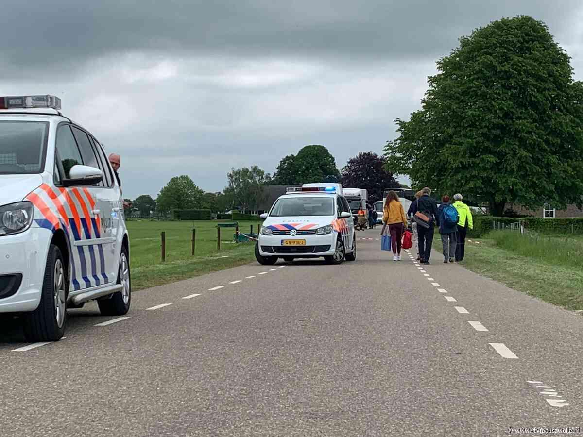 Treinverkeer tussen Zwolle en Olst gestremd in verband met aanrijding - RTV Focus Zwolle