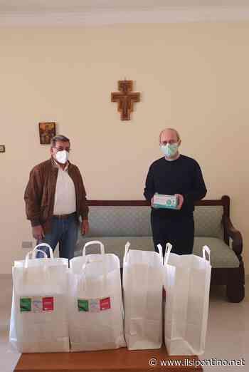 Gargano Vita, mutua della BCC di San Giovanni Rotondo, dona DPI per la ripresa delle celebrazioni liturgiche - ilsipontino.net