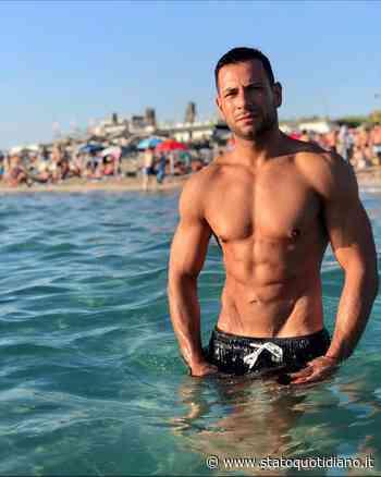 """Nicola da San Giovanni Rotondo """"Barman, body building, in finale a 'Mister Italia'"""" - StatoQuotidiano.it"""