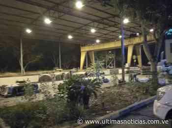 Incendio causó daños en la estación de Hidrocapital en Charallave - Últimas Noticias