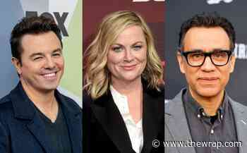 Peacock Sets 'At-Home Variety Show' Featuring Seth MacFarlane, NBCU Stars - TheWrap
